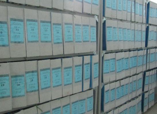 Hệ thống lưu trữ hiện đại