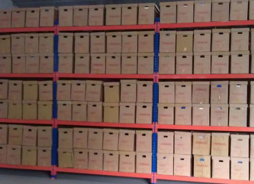 Hệ thống lưu trữ thông thoáng