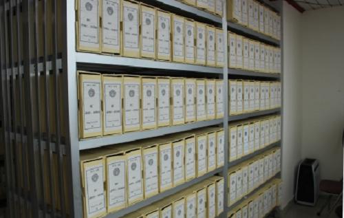 Kho lưu trữ hồ sơ tập trung