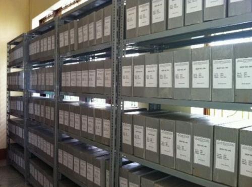 Lưu trữ kho hồ sơ tốt