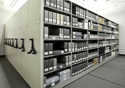 Kho lưu trữ hồ sơ