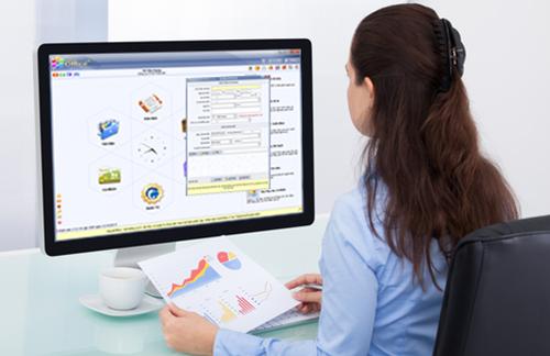 Với máy tính, lưu hồ sơ dễ dàng hơn