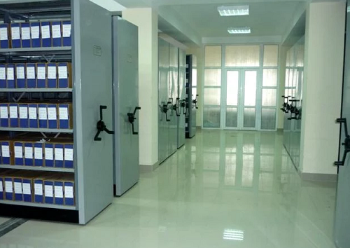 Hệ thống kho lưu trữ lớn