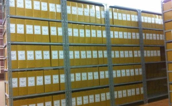 Lưu trữ hồ sơ, tài liệu