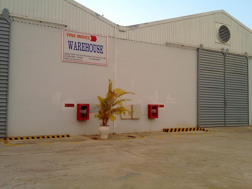 Hệ thống thông khí, phòng cháy chữa cháy đảm bảo