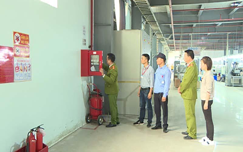 Trách nhiệm xây dựng hệ thống phòng cháy chữa cháy của doanh nghiệp