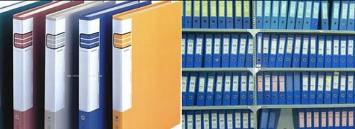 Lưu hồ sơ giấy trong kho một cách khoa học
