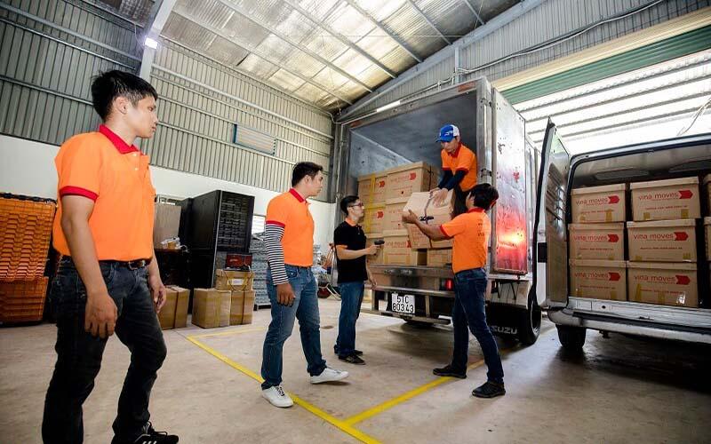 Dịch vụ cho thuê kho hàng chất lượng tại TPHCM của vinamoves