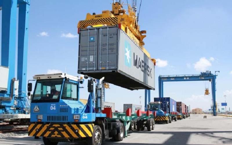 Các dịch vụ trong cảng ICD