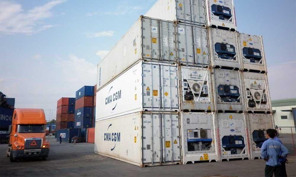 Những quy định cần biết khi sử dụng container lạnh