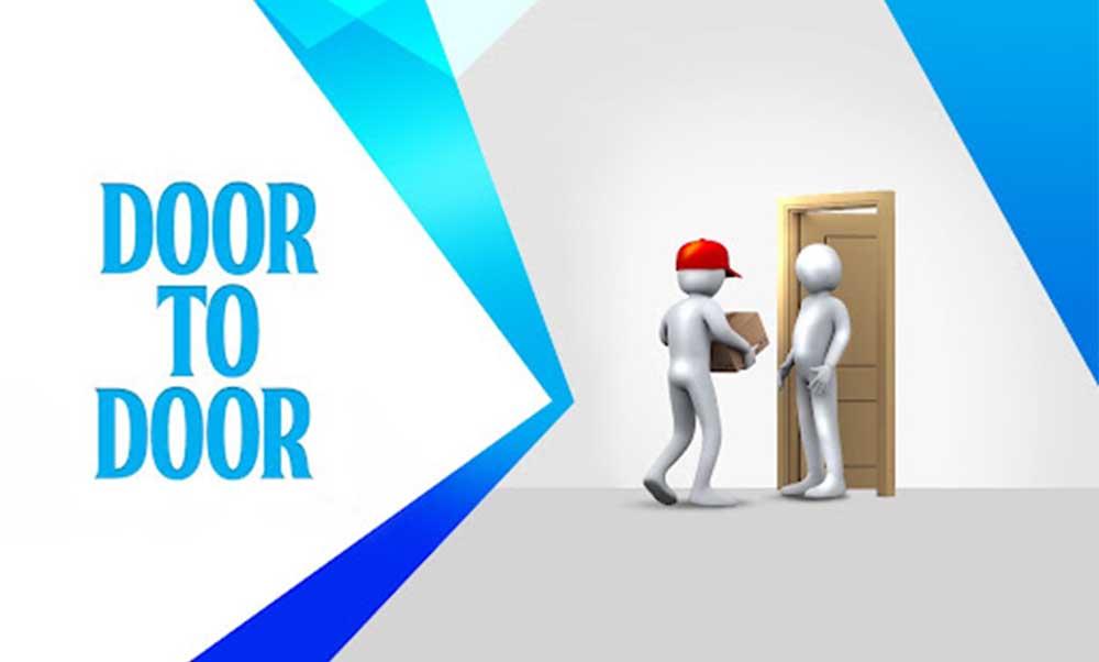 Door to door là gì